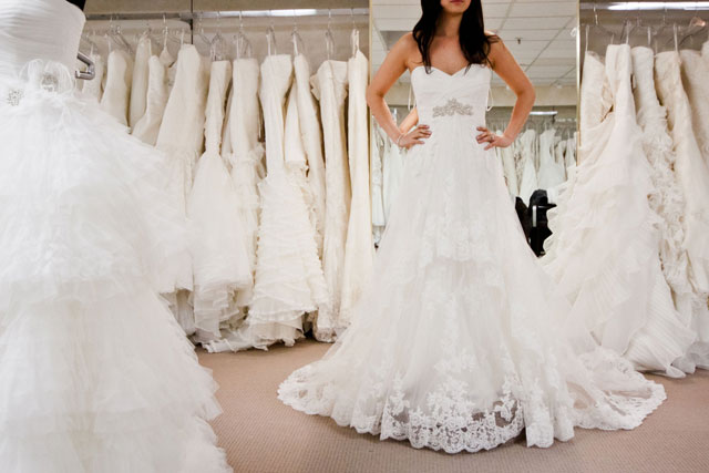 Find the perfect wedding gown wedding dresses wedding for How to find the perfect wedding dress